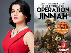 Taapsee Pannu's next to be an adaptation of Shiv Aroor's book 'Operation Jinnah'?