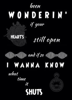 Arctic Monkeys Do I Wanna Know lyrics