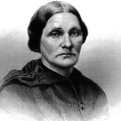"Mary Ann ""Mother"" Bickerdyke, Civil War nurse, worked too improve conditions for wounded  Union Soldiers,  known for botanical medicine."