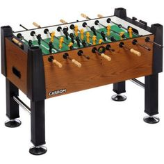 Carrom Signature Foosball, Brown