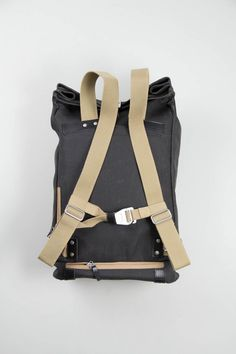 Brooks England Asphalt Pickwick Backpack