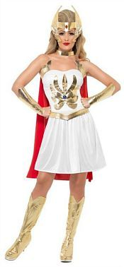 She-Ra - Princess of Power Deluxe Costume by Smiffy's