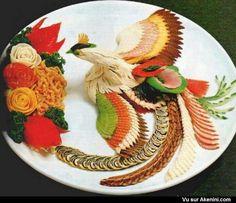 Akenini.com - Art culinaire - Nourriture - Creative Food Art