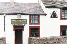 The Three Stags Heads - have you ever been there?  It really is a proper pub and well worth a visit!