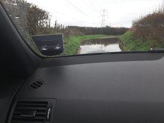 Flood Totters Lane Hook 3 January 2016.