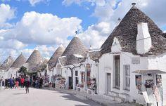 Redenen om Puglia als volgende reisbestemming te kiezen: Alberonbello telt meer dan 1000 trulli