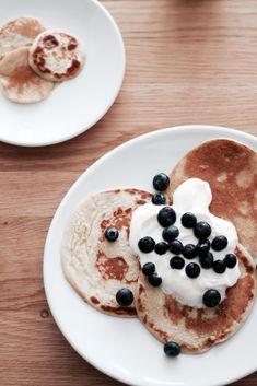 Baby Led Weaning Rezept Bananen Pancakes | Baby & Mama Essen – BARBARA EWA | Coffee, Books & Babies | Blog