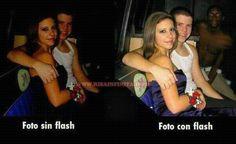 A mi amigo le llamamos Flash