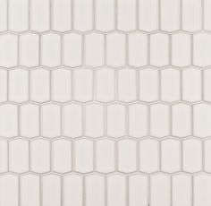 ANN SACKS Savoy hive ceramic mosaic in ricepaper let's do this in kitchen instead of subway??