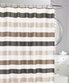 1000 Ideas About Brown Shower Curtains On Pinterest Fabric Shower Curtains Shower Curtains