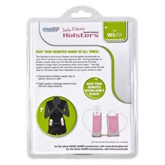 Wii Fit Remote and Nunchuck Holsters fROM $8.99 Amazing Discounts Your #1 Source for Video Games, Consoles & Accessories! Multicitygames.com Click On Pins For More Info Wii Fit, Wii Games, Workout Accessories, Lose Belly Fat, Holsters, Games Consoles, Fitness, Remote, Video Games
