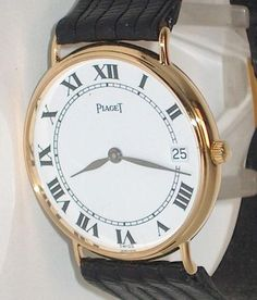 Scarce Solid 18K Gold Piaget Swiss Made Designer Watch - http://menswomenswatches.com/scarce-solid-18k-gold-piaget-swiss-made-designer-watch/ COMMENT.