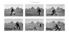 View I Build a Pyramid by Duane Michals on artnet. Browse more artworks Duane Michals from Feldschuh Gallery. Sequence Photography, Photography Series, Fine Art Photography, Photography 2017, Documentary Photography, Star Wars Boba Fett, Star Wars Clone Wars, Star Wars Art, Star Trek