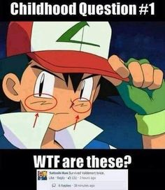 I have always wondered that #funny #pokemon #aahproblems