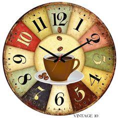 Dê uma cara nova na sua casa ou na sua empresa, com um relógio totalmente diferenciado e decorativo. Para ter um relógio diferente basta ser criativo. Além da variedade de modelos que dispomos, personalizamos também com a imagem que você nos enviar. Faça conosco o relógio para sua empresa, s...