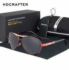 HDCRAFTER Luxury Sunglasses Women Brand Designer High Quality Female Retro Large Sun glasses UV400 oculos de sol 4269-3 #Affiliate