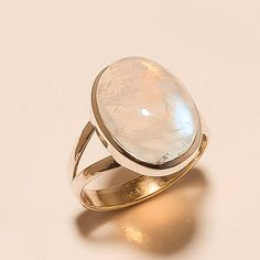 Natural Moonstone Ring Sterling Silver Ring 925 Solid Sterling Silver Ring Flashing Rainbow Ring White Rainbow Moonstone Ring Size 7 E-463 by shantajhanwar52 on Etsy https://www.etsy.com/listing/510173244/natural-moonstone-ring-sterling-silver