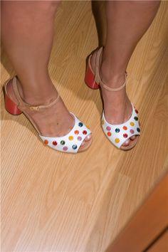 красивая обувь и красивейшие ножки