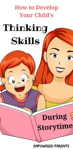 Using simple questioning techniques during storytime, you can stimulate your child's higher-order thinking skills and develop their problem-solving abilities Educational Activities For Preschoolers, Problem Solving Activities, Early Learning Activities, Preschool Learning, Listening Activities, Preschool Assessment, Children Activities, Social Emotional Activities, Critical Thinking Activities