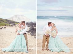 beach / seaside wedding