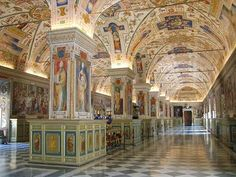 Rome: Vatican City (Purely for the Art)