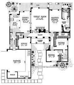 Adobe homes floor plans home design and style for Adobe home plans