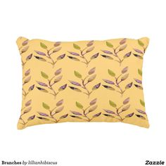 Branches Accent Pillow