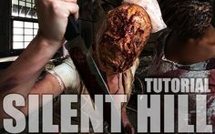 How to make Silent Hill nurse costume. Best tutorial I've come across!!!!