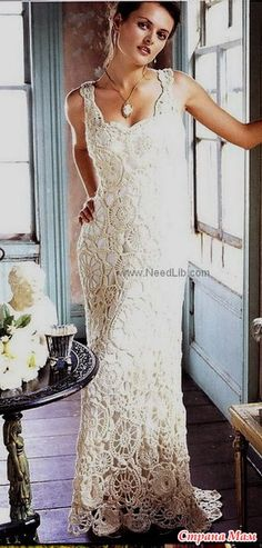 Hermoso Vestido Blanco de novia - LA CASITA DE MABELY - Gabitos