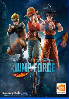 Celebrating the anniversary of Weekly Shonen Jump magazine, Bandai Namco and developer Spike Chunsoft released the highly anticipated fighting game Jump Force, an ambitious cross-over between beloved franchise characters such as Dragon Ball, Naruto, … Nintendo 3ds, Nintendo Switch, Hunter X Hunter, City Hunter, Wii U, Goku Y Freezer, Dislike, Create Your Own Avatar, Ichigo Y Rukia