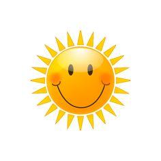 Image result for sunshine border clipart