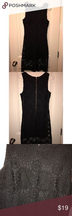 Black Dress cute & fun printed black dress worn once to HOCO. tag says L but for reference I generally wear a small in dresses so it can fit as a small or medium Altar'd State Dresses Midi