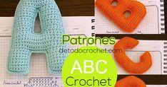 Crochet Alphabet, Minions, Crochet Hats, Lily, Pillows, Crotchet Patterns, Groomsmen, Tricot, Ideas