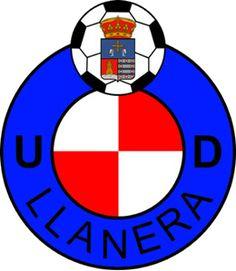 1981, UD Llanera (Llanera, Asturias, España) #UDLlanera #Llanera #Asturias (L18836) Bmw Logo, Badges, Spain, Soccer, Football, Women's Football, Football Team, Flags, Futbol
