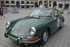 1968 912 Irish Green