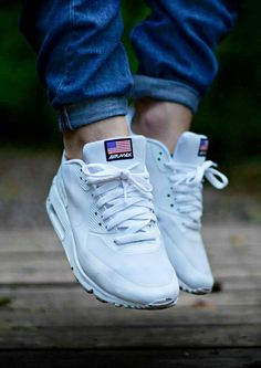sweetsoles  Nike Air Max 90 Hyperfuse Independence Day White (by Joel  Ulrich) 194be7ad7c7d
