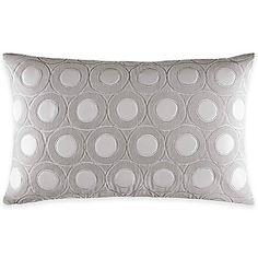 Catherine Malandrino Metro Mya Oblong Throw Pillow