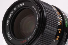 Canon FD 35mm f2 Wide Angle Prime MF lens in EX CONDITION from Japan