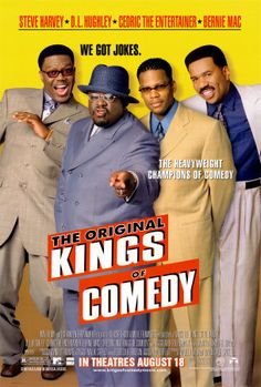 comedy movie posters | 503623~The-Original-Kings-Of-Comedy-Posters.jpg