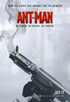 Ant-Man Poster (War Machine) by tclarke597 on DeviantArt