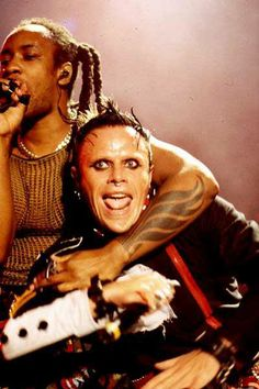 @dmvc~The Prodigy at 1997 Big Day Out