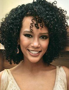 Maquiagem para mulheres de pele negra