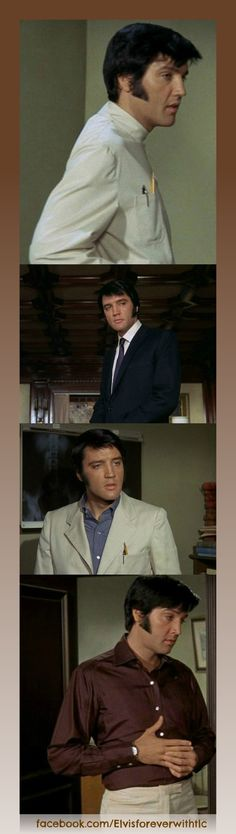 {*Elvis ~ As Dr Carpenter in the movie a Change of habit :)  he can be my doctor*}