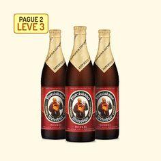 Cerveja Franziskaner Dunkel - 500 Ml - Promoção Pague 2, Leve 3