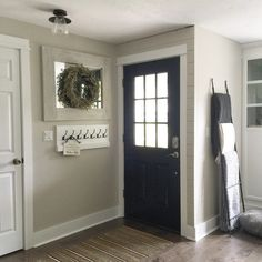 These 5 farmhouse paint colors for home interiors are a wonderful, and low-cost, way to add fixer-upper style to your home!
