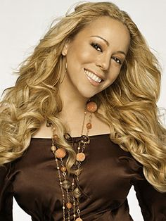 """If you believe in yourself enough and know what you want. You're gonna make it happen. And if you get down on your knees at night and pray to the Lord. He's gonna make it happen.""""-Mariah Carey"""