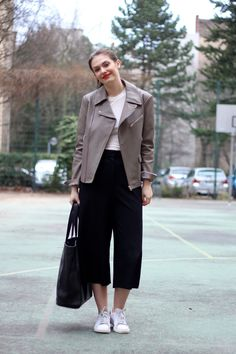 Not Feeling Culottes? 21 Outfits That'll Change YourMind | StyleCaster