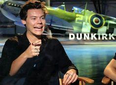 Harry doing Dunkirk Promo.