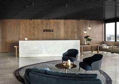 9 Top Modern Chairs From Superb Hotel Lobbies / chair design, hotel design, mode. Australian Interior Design, Interior Design Awards, Modern Interior Design, Interior Architecture, Spa Interior, Design Entrée, Lobby Design, Chair Design, Design Hotel