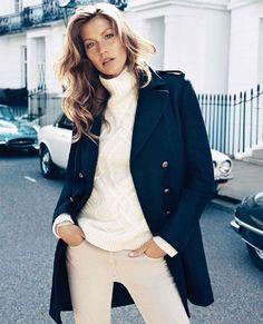 Gisele Bündchen é o novo rosto da H&M - e as fotos oficiais da campanha de outono-inverno 2013/14 da H&M foram divulgadas! Vem ver!